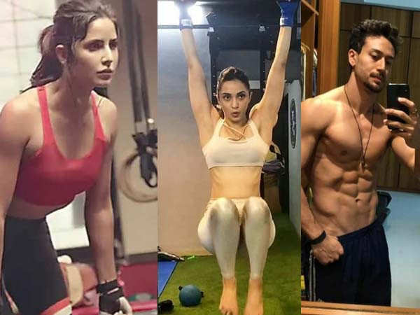 Here's how your favourite Bollywood stars are keeping themselves fit during quarantine