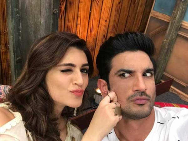 Kriti Sanon posts an emotional note after watching Dil Bechara