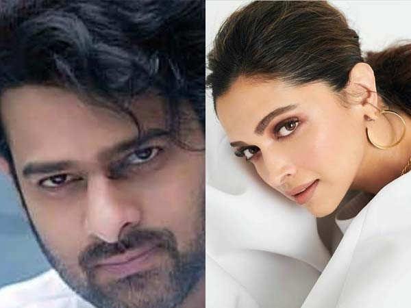 Deepika Padukone and Prabhas Follow Each Other on Instagram