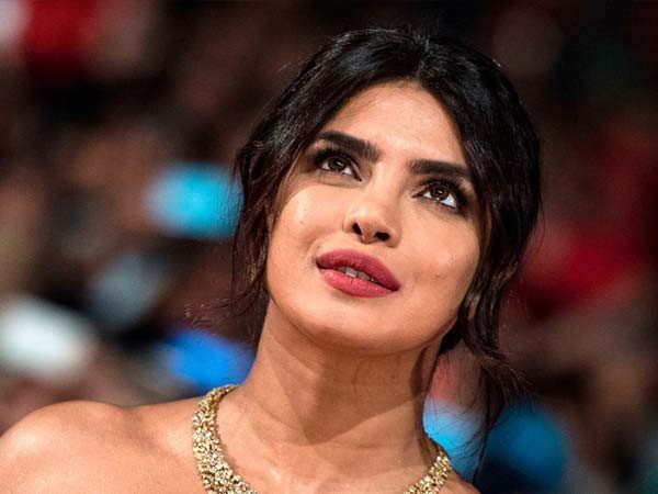 Priyanka Chopra shares a video as she celebrates 20 years in showbiz
