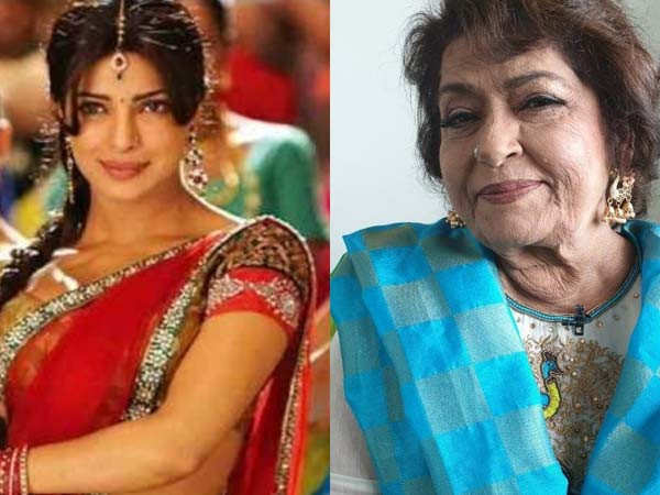 Priyanka Chopra bids an emotional farewell to Saroj Khan