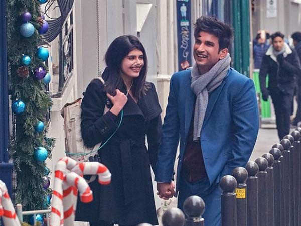 Filmfare Exclusive! When Sushant Singh Rajput Saved Sanjana Sanghi's Life