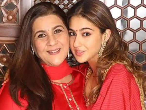 Sara Ali Khan steps out with her mother Amrita Singh