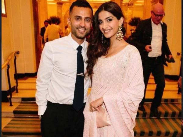 Sonam Kapoor Ahuja is counting down hubby Anand Ahuja's birthday in the cutest way possible