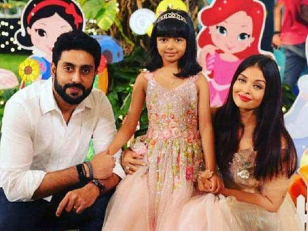 Abhishek Bachchan gives an update on his family's health