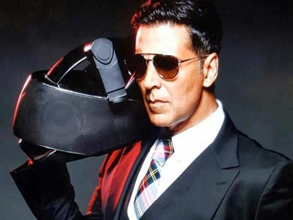 This interview of Akshay Kumar goes viral as he talks about nepotism and how he will treat his son