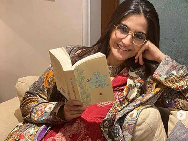 Sonam Kapoor Ahuja suggests a reading list for her fans