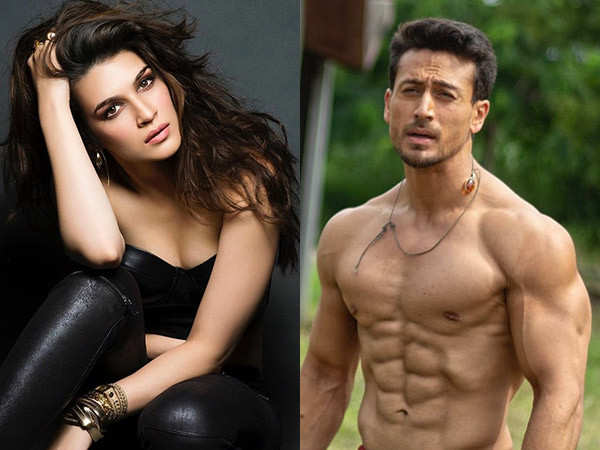 Tiger Shroff's birthday wishes for Kriti Sanon are all about Heropanti