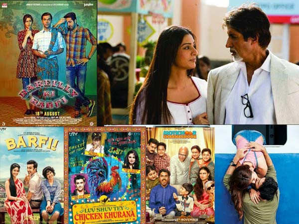Bollywood movies with food in their title