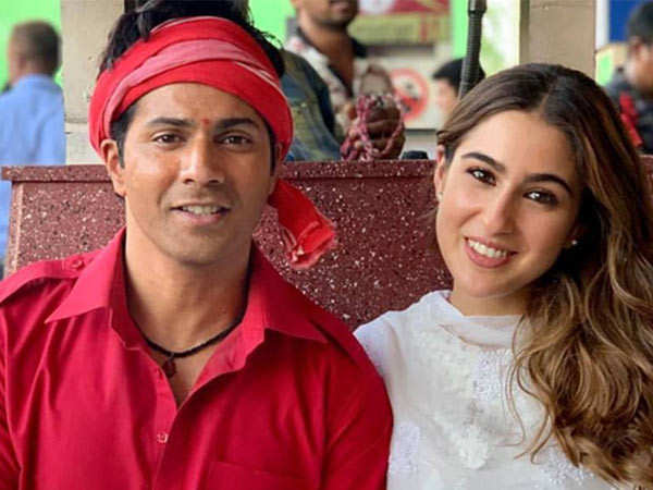 Varun Dhawan and Sara Ali Khan's Coolie No.1 gets a release date