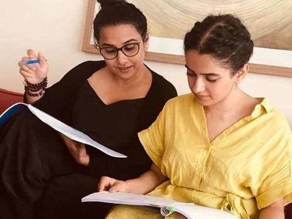 Vidya Balan starrer Shakuntala Devi's biopic trailer to release tomorrow