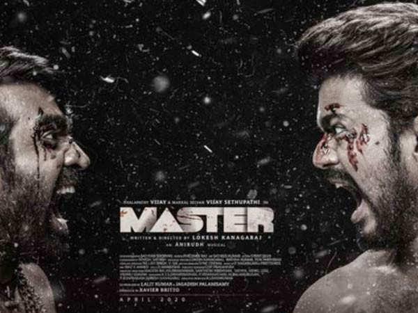 Thalapathy Vijay talks about his Master co-star Vijay Sethupathi