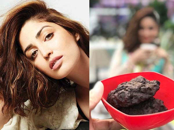 Yami Gautam presents the world's very first brookie