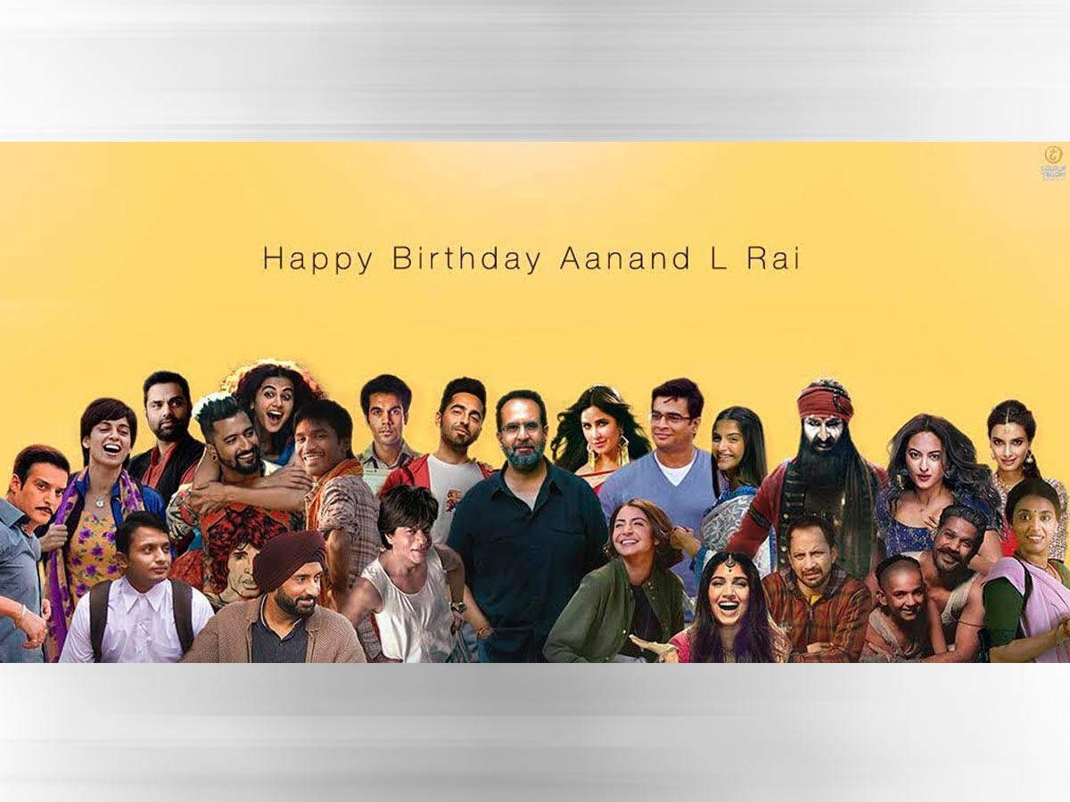 Birthday Special: Celebrating ace filmmaker Aanand L Rai's journey at the  movies | Filmfare.com