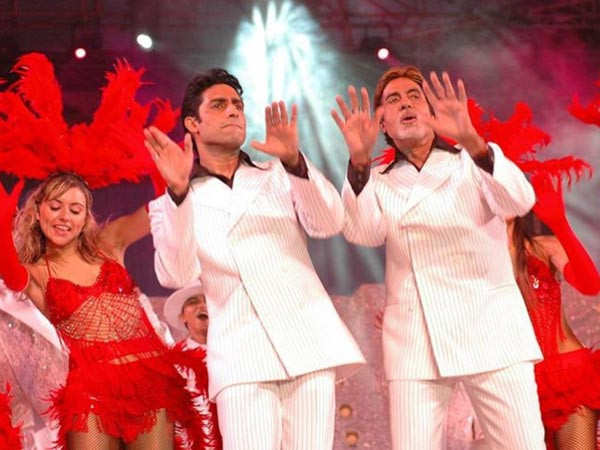 Abhishek Bachchan reveals he was once thrown out of his father's set