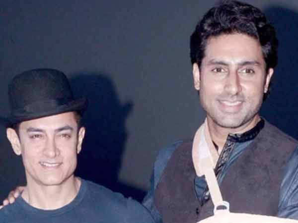 Abhishek Bachchan reveals he wants to be directed by Aamir Khan