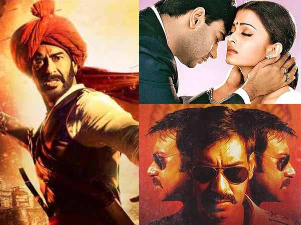 Filmfare Recommends: Ten Best Films of Ajay Devgn
