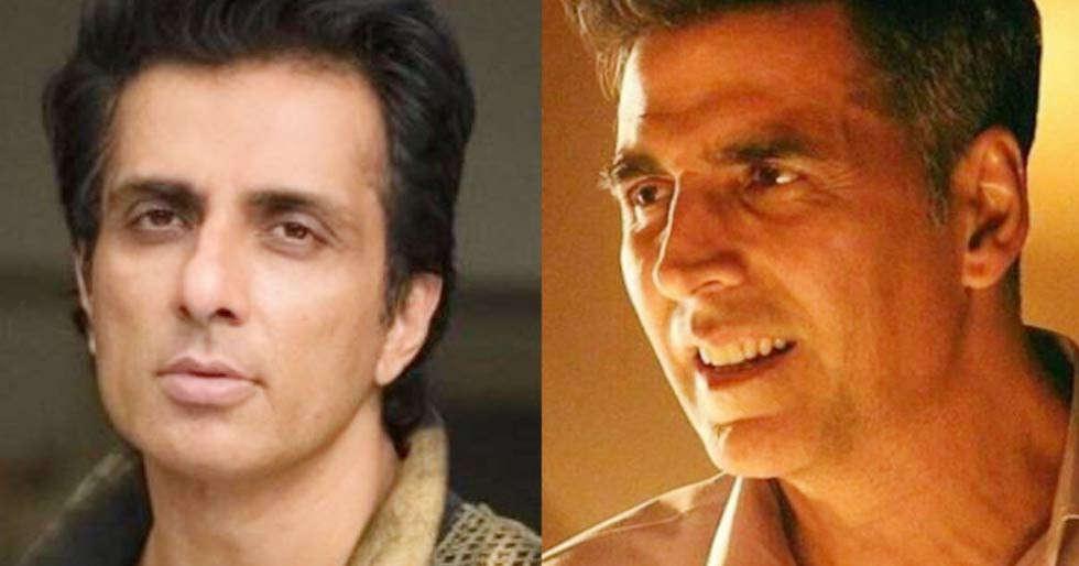 Netizens trend âœBharat Ratna for Sonu Sood and Akshay Kumarâ on Twitter