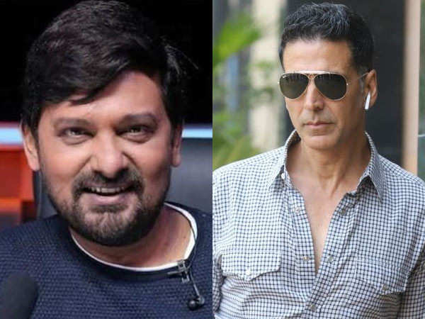 Akshay Kumar expresses his grief over music composer Wajid Khan's demise