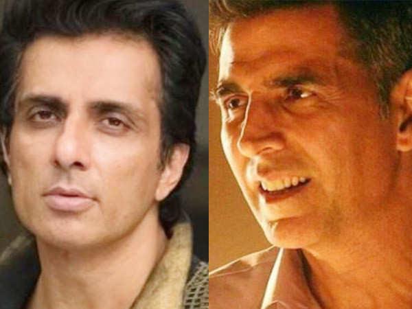 "Netizens trend ""Bharat Ratna for Sonu Sood and Akshay Kumar"" on Twitter"