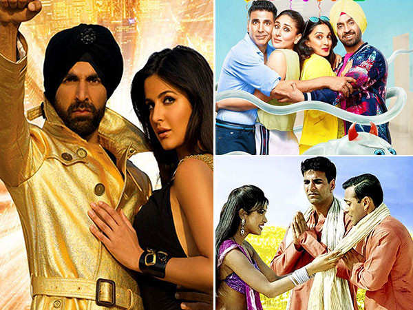 Filmfare recommends: Top Akshay Kumar comedies from the last 20 years