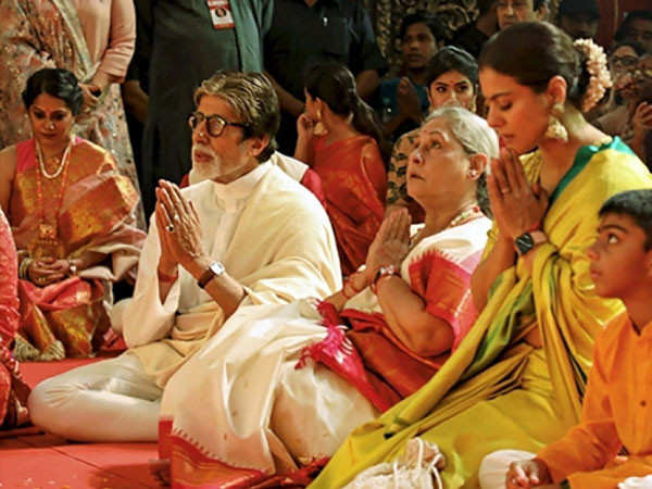 Amitabh Bachchan Seeks God's Blessings With his Latest Social Media Post