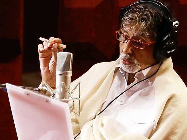 Amitabh Bachchan might lend his voice to navigate for Google Maps