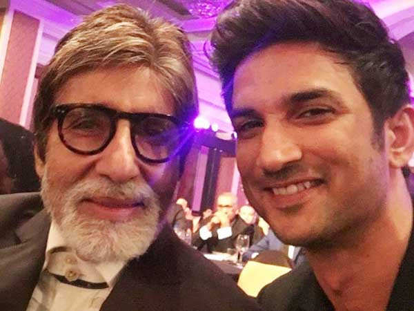 Sushant Singh Rajput Suicide: Amitabh Bachchan Recalls his Conversations with the Late Actor