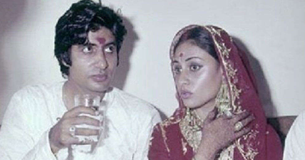 Amitabh Bachchan shares a sweet story around his marriage with Jaya Bachchan