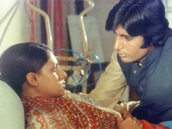 Not Amar Akbar Anthony, but this Film had Amitabh Bachchan's First Drunk Scene