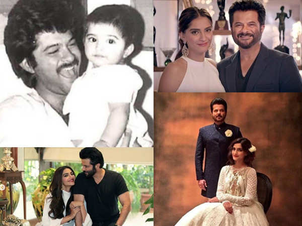 Anil Kapoor has the Cutest Birthday Wish for Sonam Kapoor Ahuja