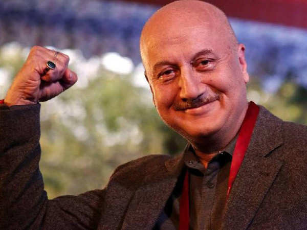 Anupam Kher reveals that he was diagnosed as manic depressive