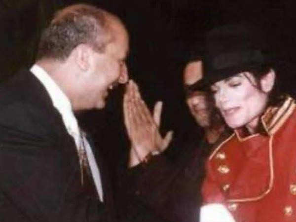 Anupam Kher recounts his fanboy moment with Michael Jackson when he visited India