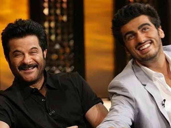 Anil Kapoor Makes a Special Birthday Wish for Nephew Arjun Kapoor