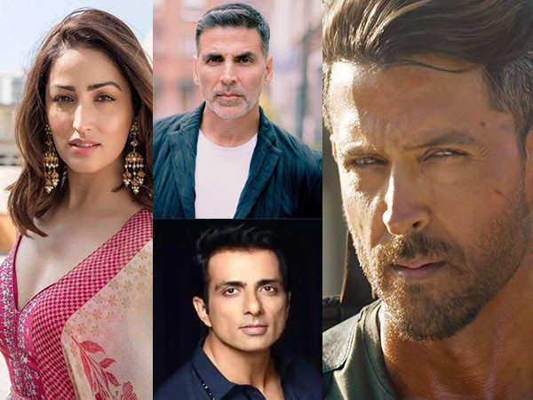 Akshay Kumar, Hrithik Roshan, Sonu Soon pay tribute to the army personnels martyred in Ladakh