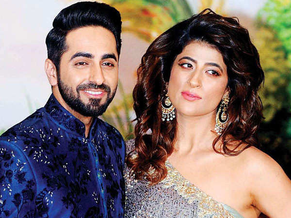 Ayushmann Khurrana and Tahira Kashyap Love to Share a Jacket they Own
