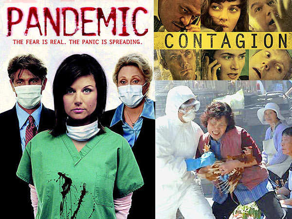 Films that kind of predicted the coronavirus pandemic