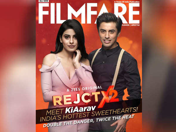 Take a look at Filmfare's latest cover stars Masi Wali and Anisha Victor