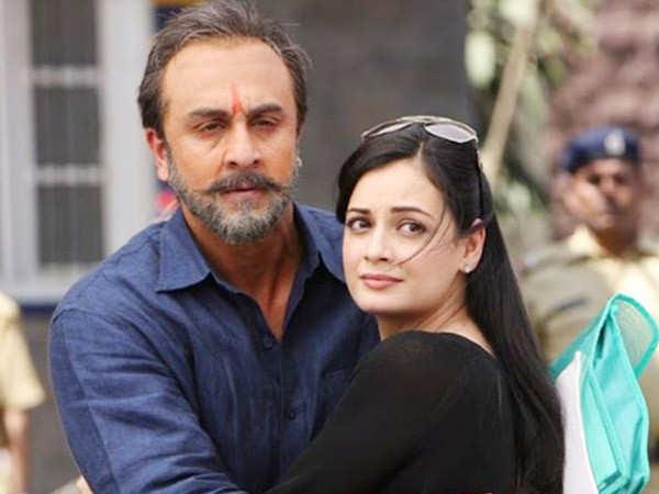 Dia Mirza Shares Throwback Pictures from Sanju on the Occasion of the Film's Second Anniversary