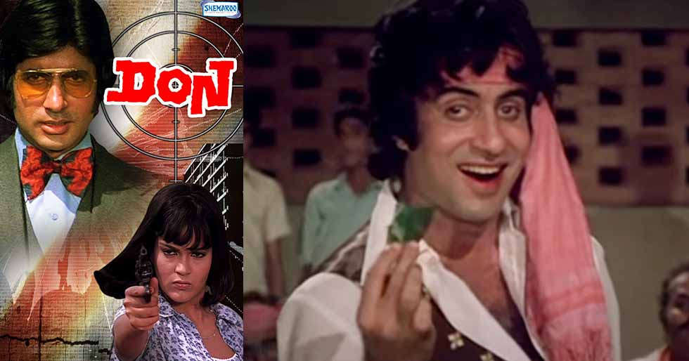 Blast from the past: Was Khaike paan banaraswala not part of Don initially?