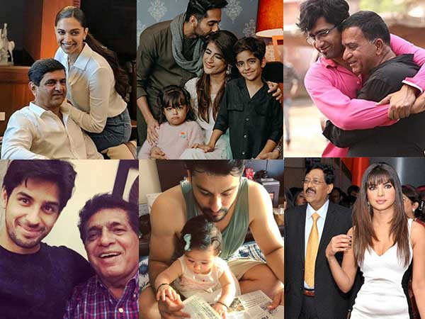 Video: Celebrating Father's Day with Bollywood sons and dads