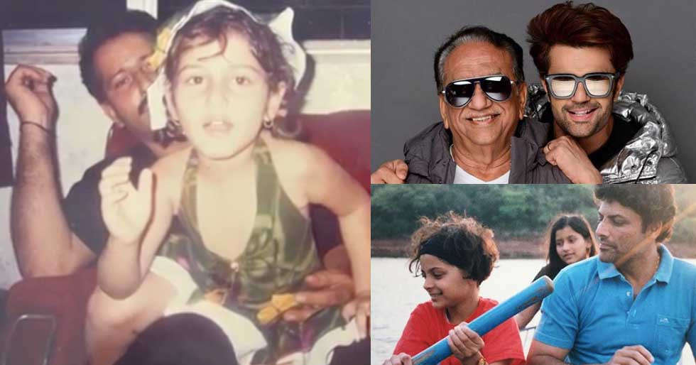 Exclusive videos: Celebs send warm wishes on Fatherâs Day
