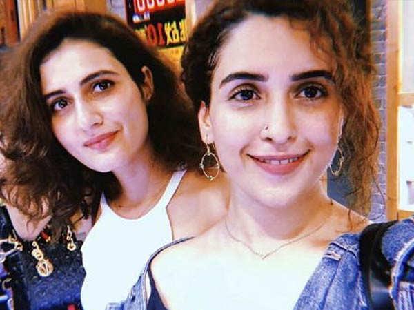 Fatima Sana Sheikh reacts to dating rumours with Sanya Malhotra