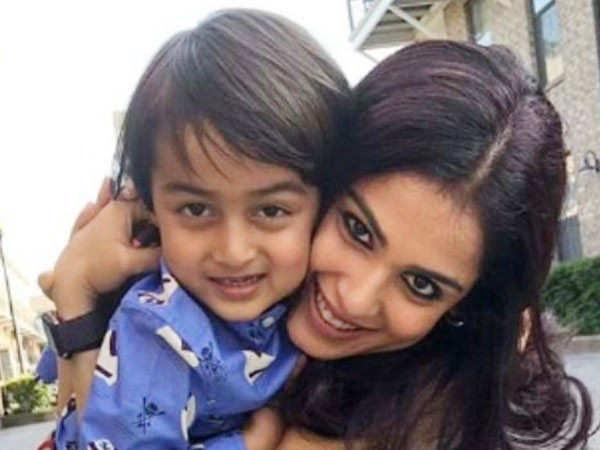 Genelia Deshmukh dedicates a sweet note to son Rahyl on his birthday