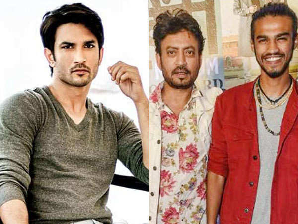 Irrfan Khan's Son Babil Urges Everyone to not use Sushant Singh Rajput to Rebel Against