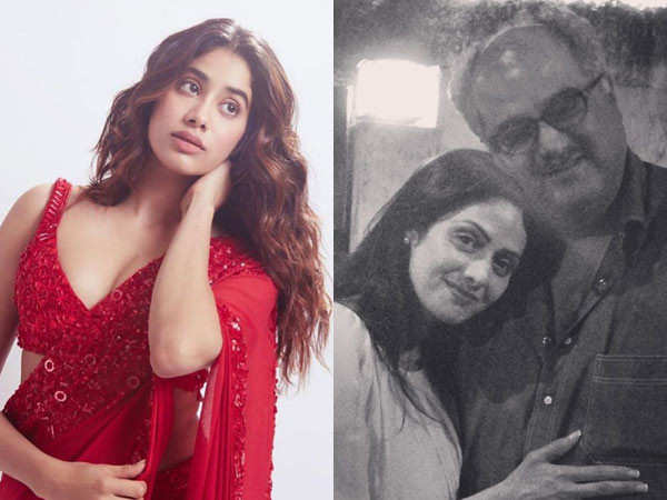 Janhvi Kapoor makes a special post on her parents' anniversary