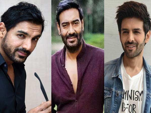 Details on Kartik Aaryan, Ajay Devgn and John Abraham's upcoming films' shooting schedules