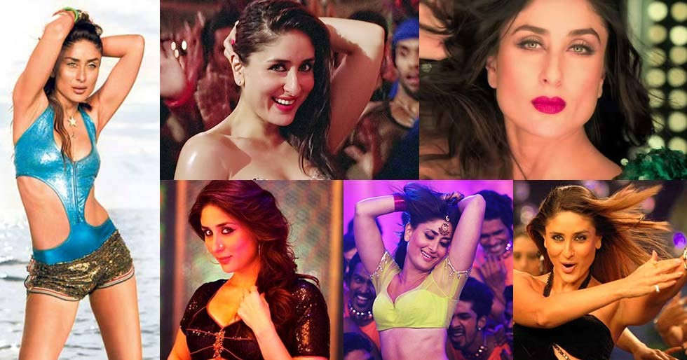Kareena Kapoor Khan's 20 hottest dance numbers