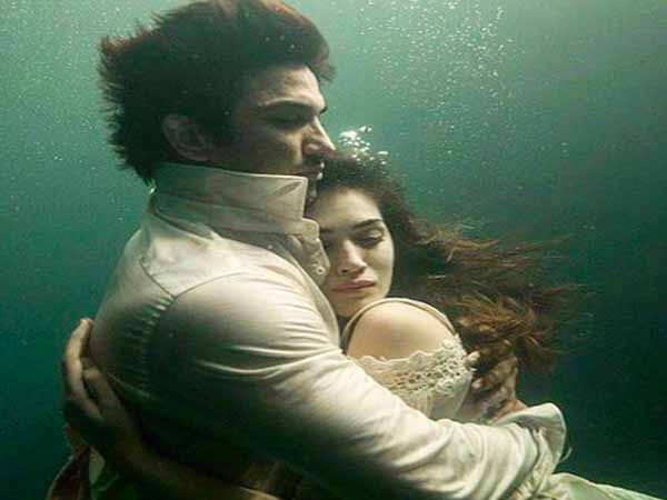 """""""A part of my heart has gone with you"""" - Kriti Sanon remembers Sushant Singh Rajput"""