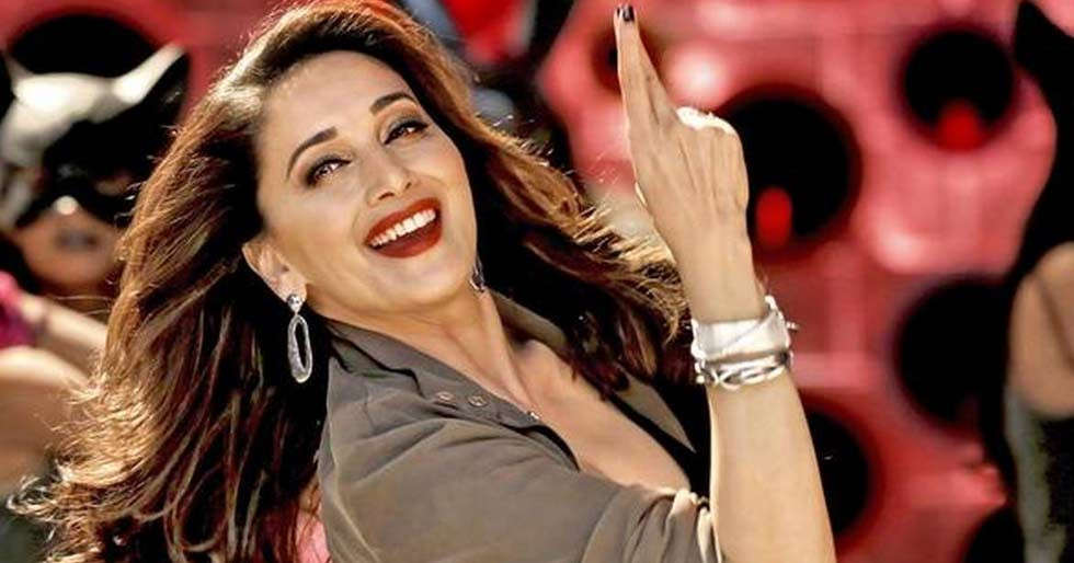 Madhuri Dixit Nene recalls the day when she auditioned for her first film